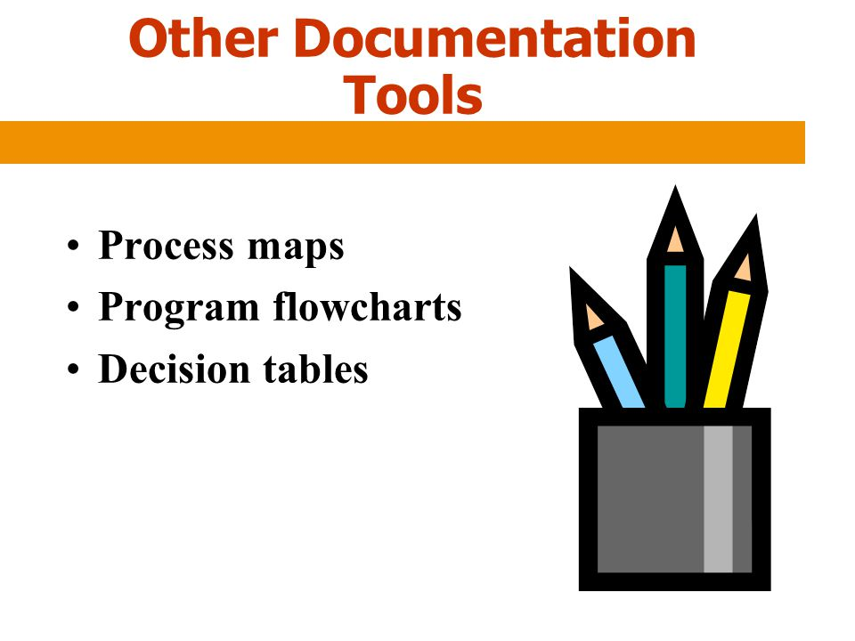 Other Documentation Tools