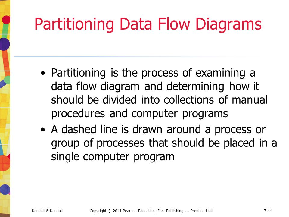 Partitioning Data Flow Diagrams