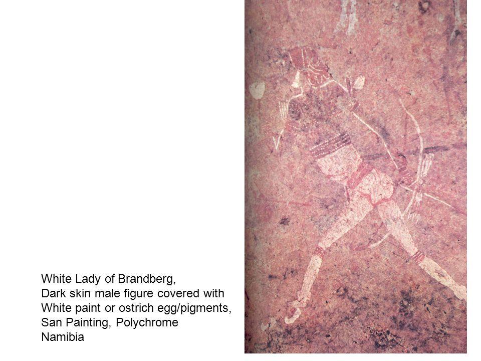 White Lady of Brandberg,