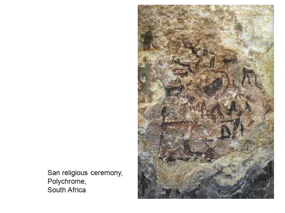 San religious ceremony,