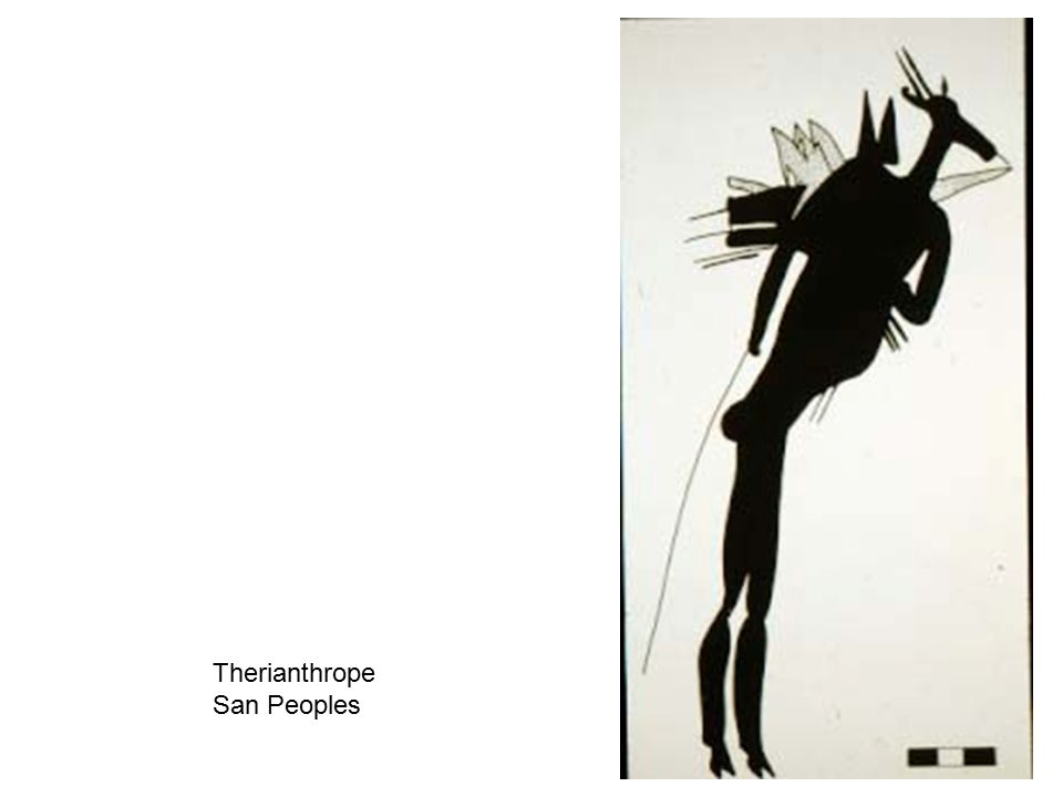 Therianthrope San Peoples