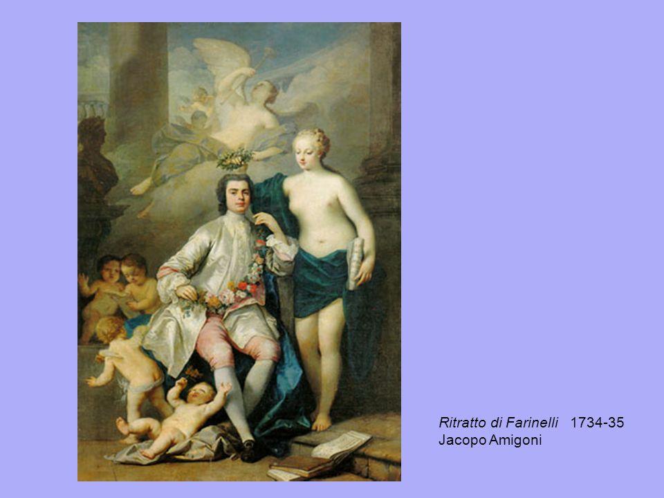 Ritratto di Farinelli 1734-35 Jacopo Amigoni