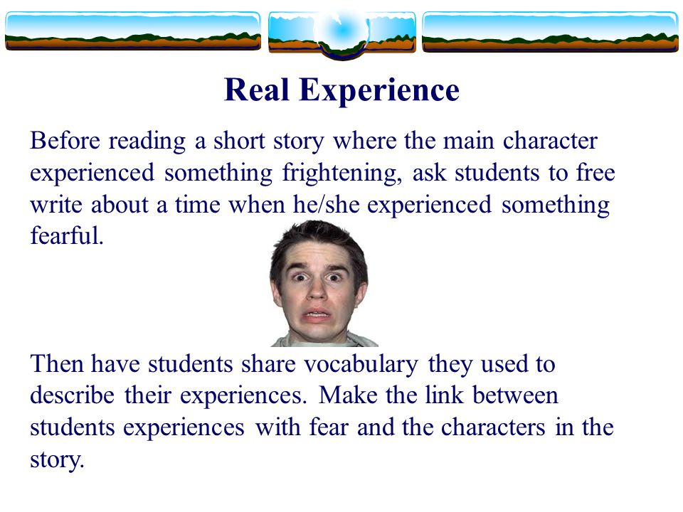 Real Experience