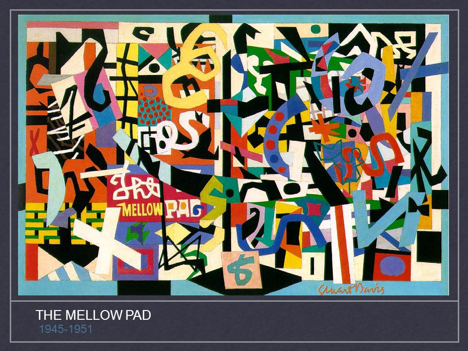 THE MELLOW PAD 1945-1951