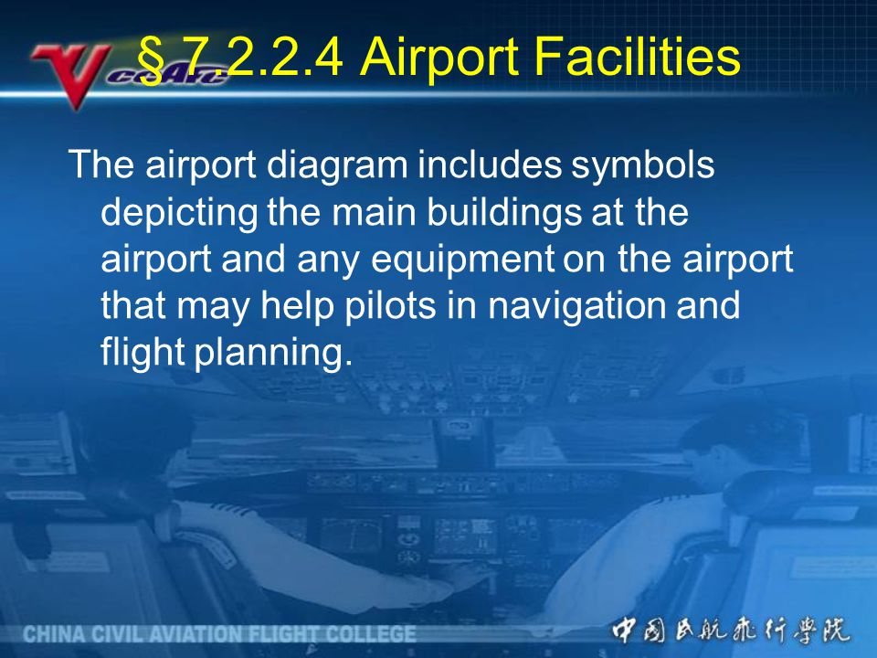 § 7.2.2.4 Airport Facilities