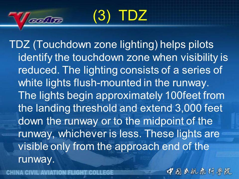 (3) TDZ