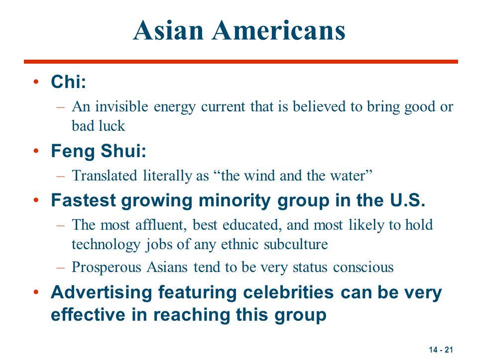 Asian Americans Chi: Feng Shui: