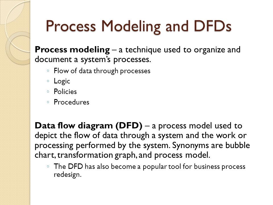 Chapter 8 process modeling ppt download 3 process modeling and dfds ccuart Choice Image