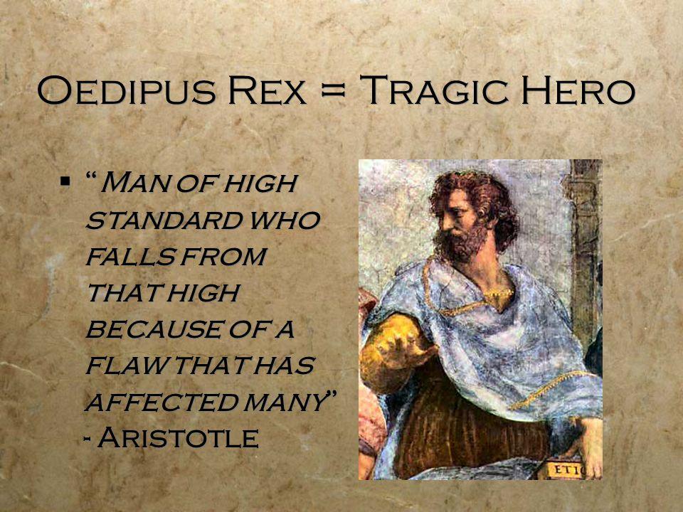 tragic irony in oedipus rex