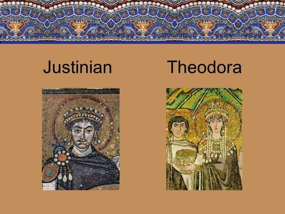 Justinian Theodora