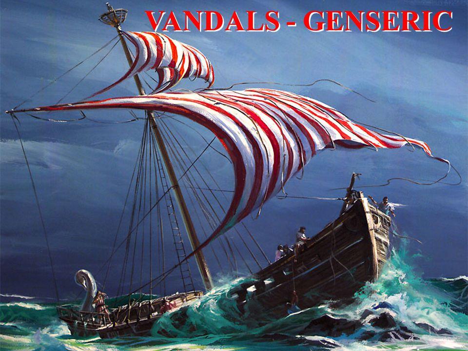 VANDALS - GENSERIC
