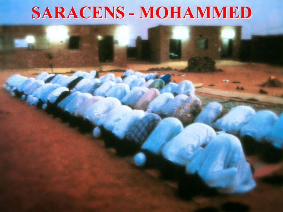 SARACENS - MOHAMMED