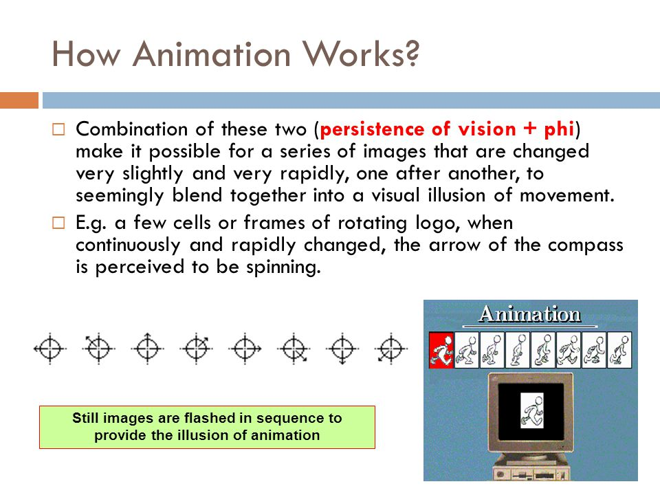 How Animation Works