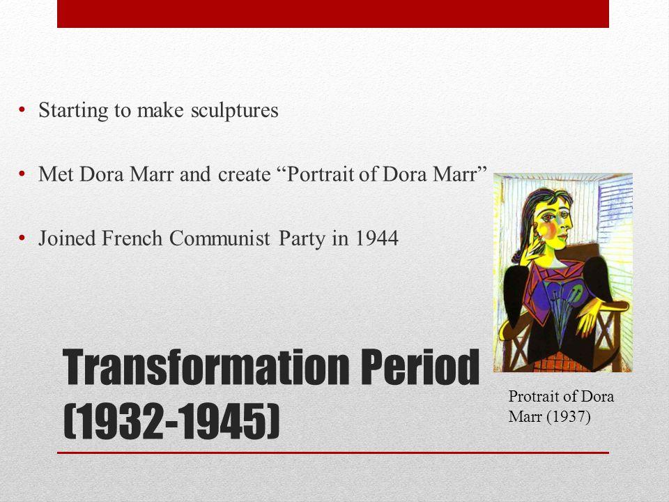 Transformation Period (1932-1945)