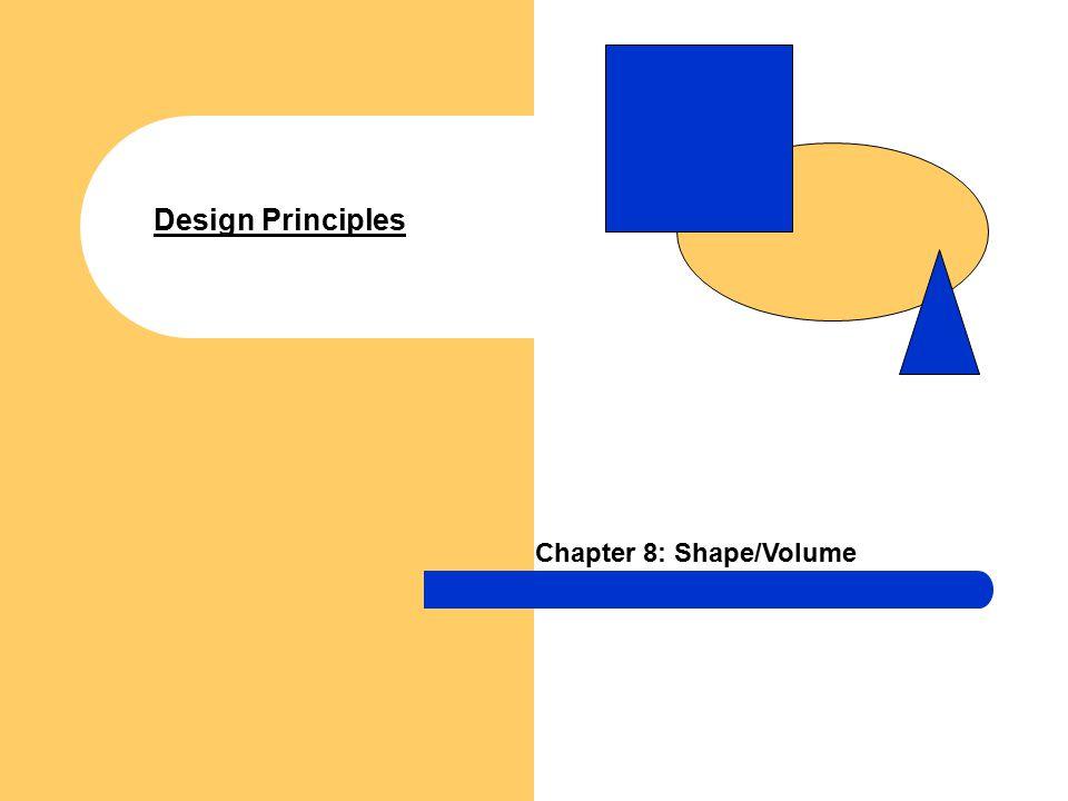 Chapter 8: Shape/Volume
