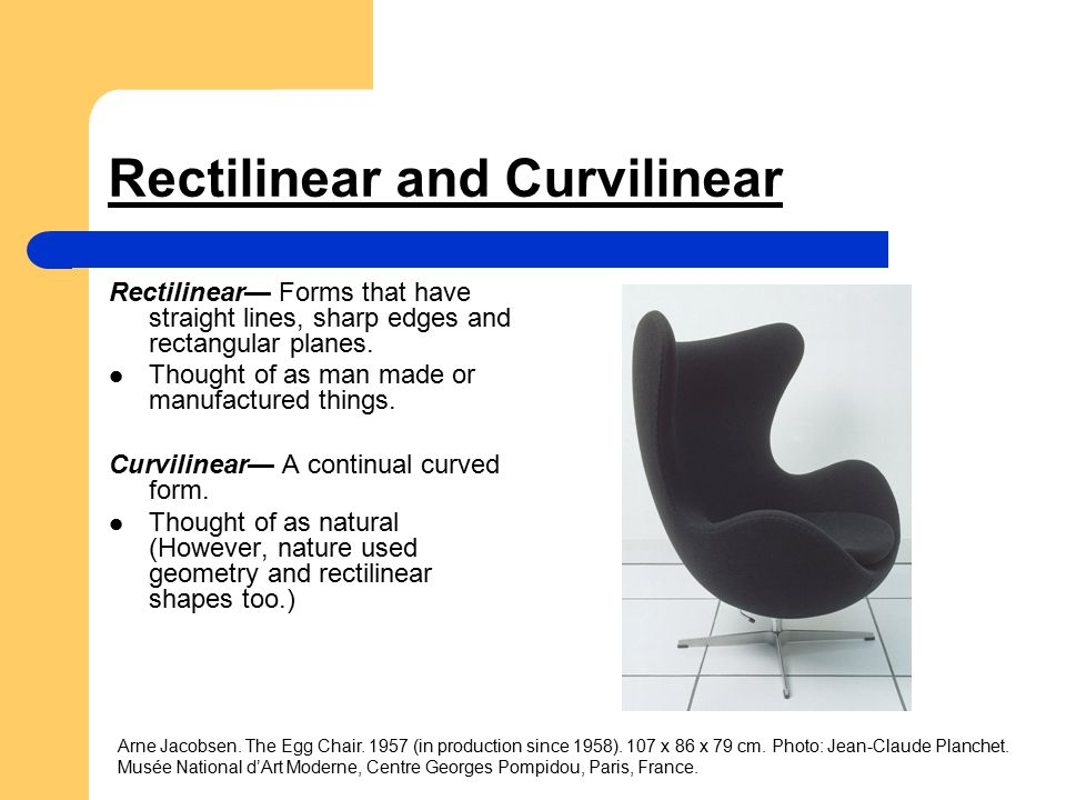 Rectilinear and Curvilinear