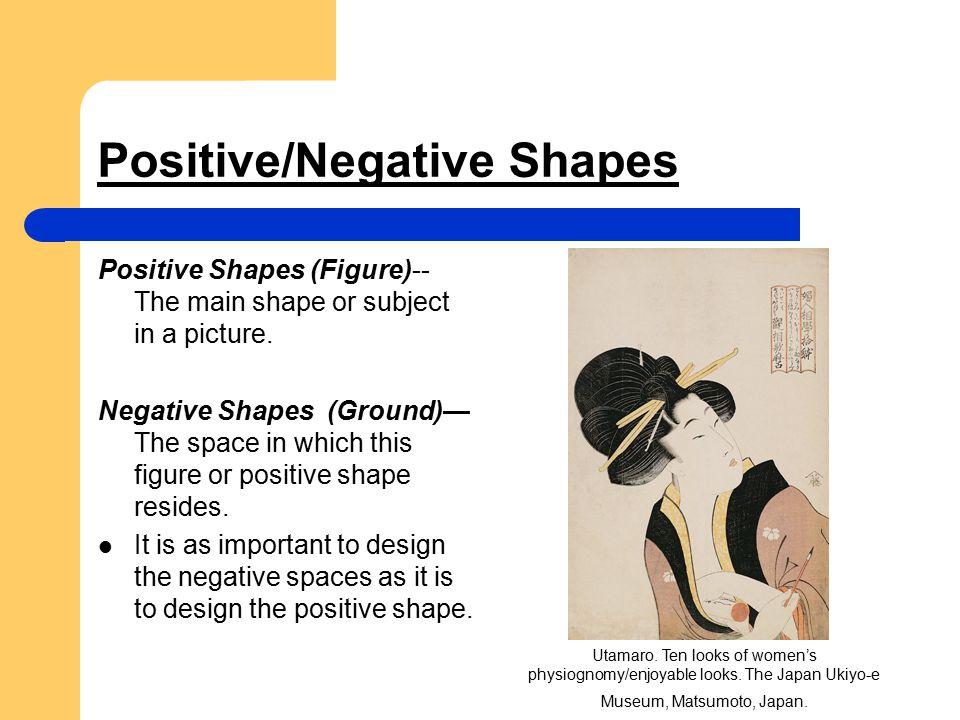Positive/Negative Shapes
