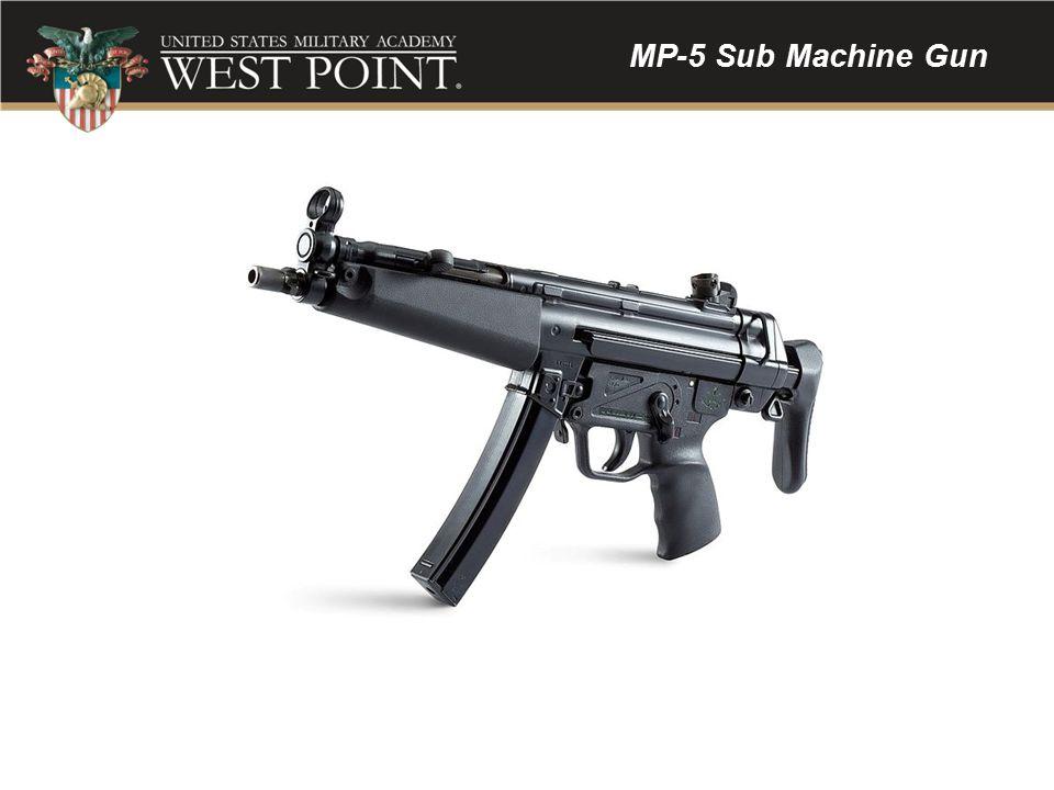 MP-5 Sub Machine Gun