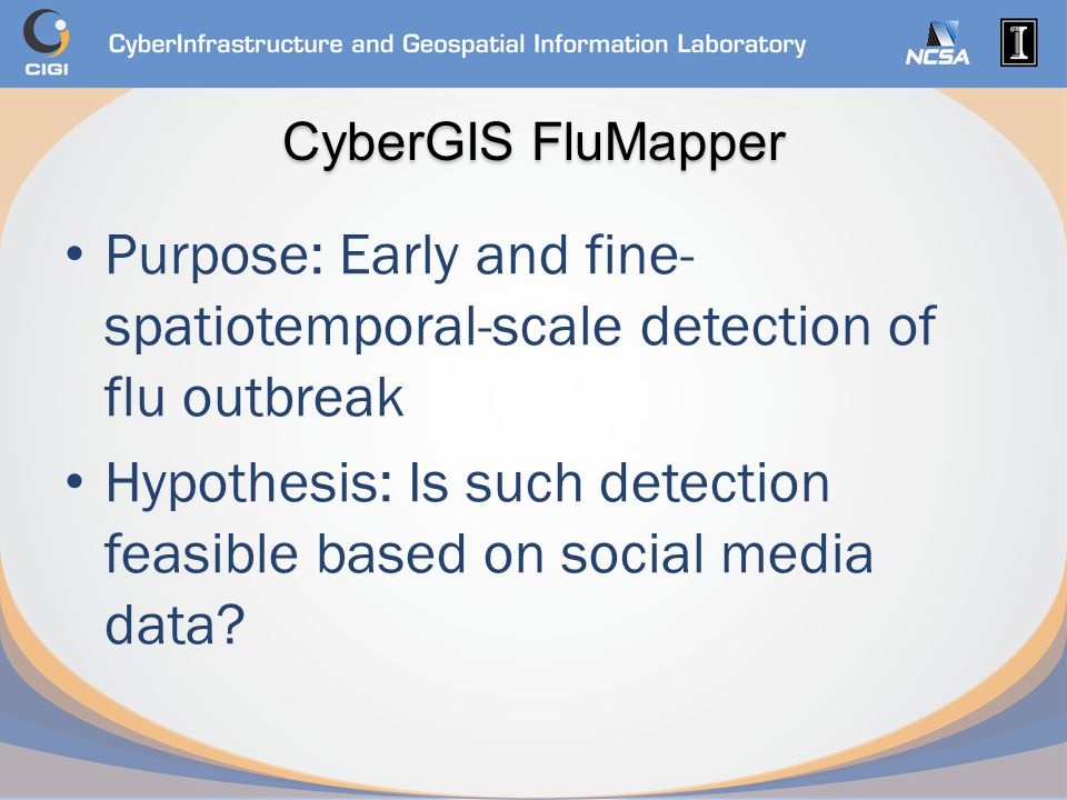 Hypothesis: Is such detection feasible based on social media data