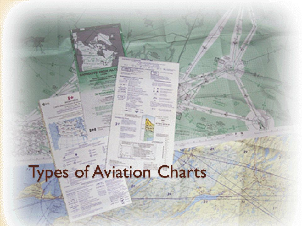 Types of Aviation Charts
