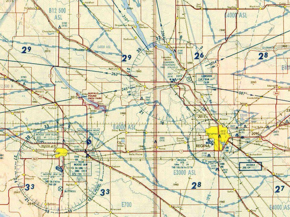 VFR Navigation Chart (VNC)