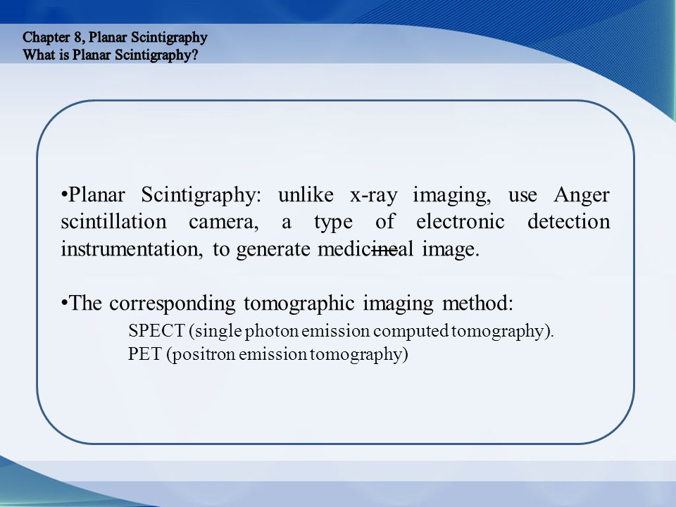 The corresponding tomographic imaging method: