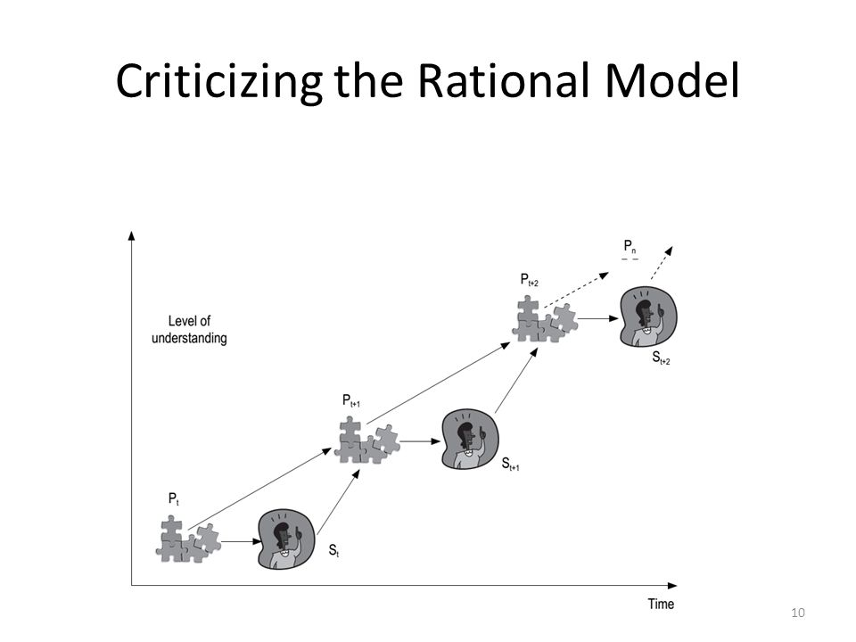 Criticizing the Rational Model