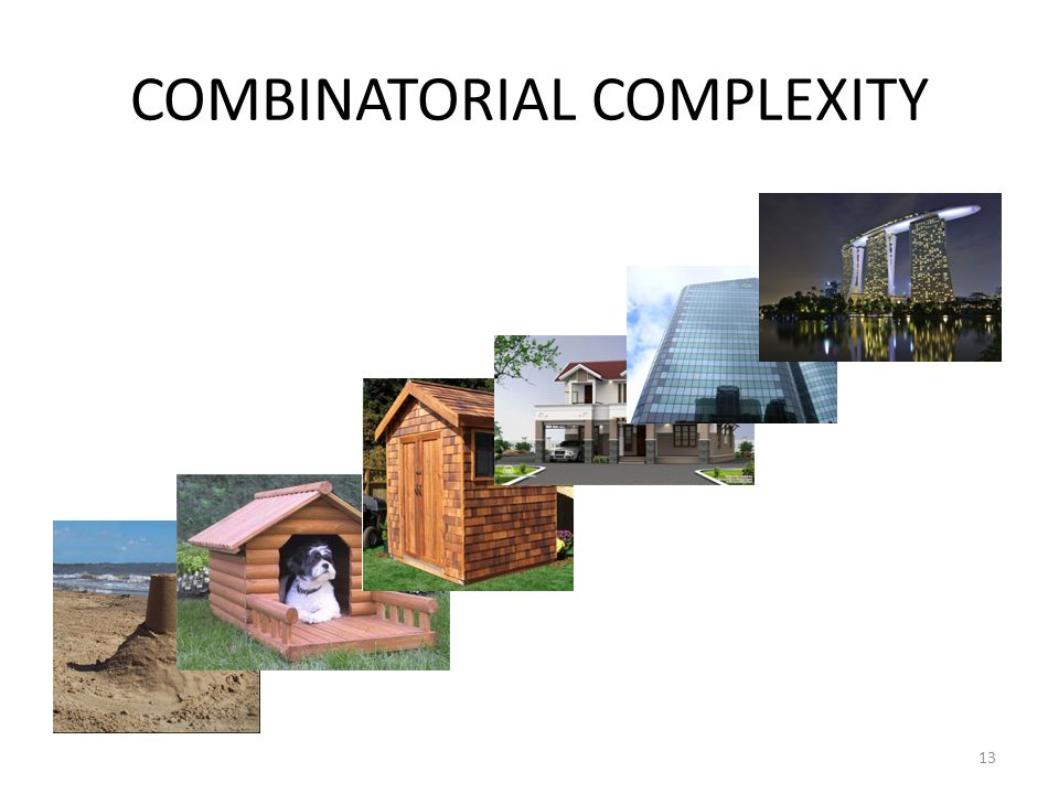 COMBINATORIAL COMPLEXITY