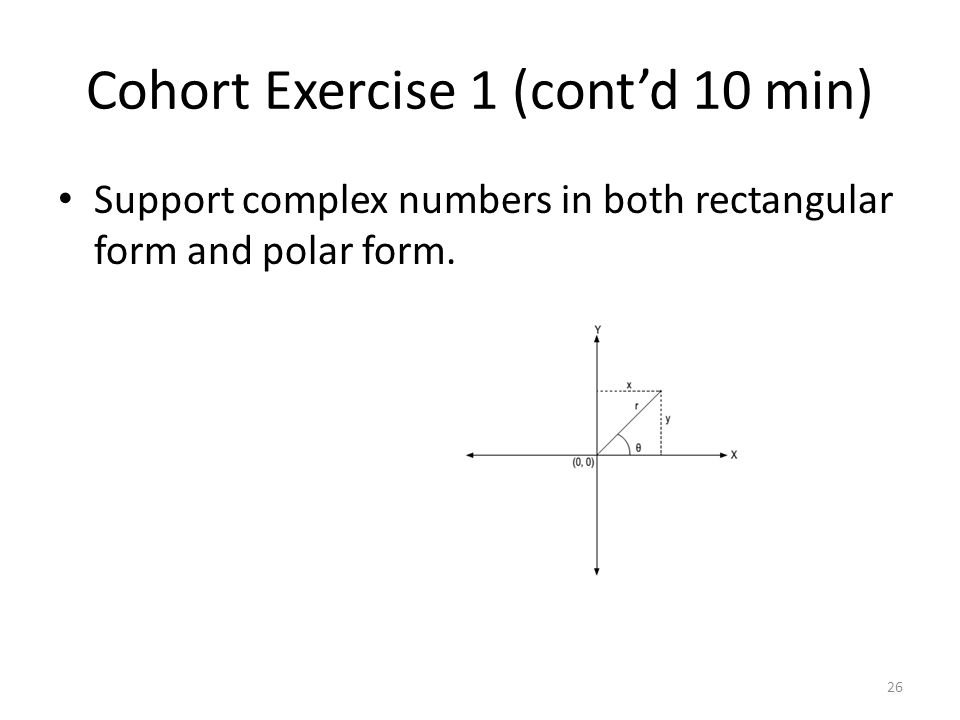 Cohort Exercise 1 (cont'd 10 min)
