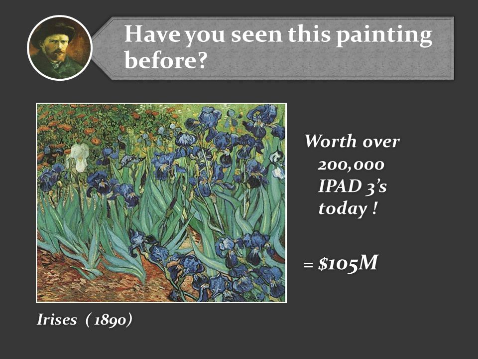 Have you seen this painting before
