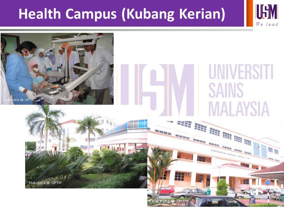 Health Campus (Kubang Kerian)