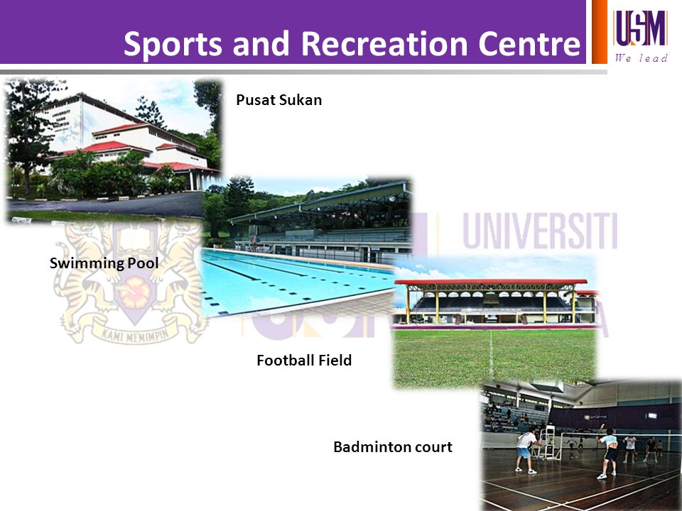 Sports and Recreation Centre