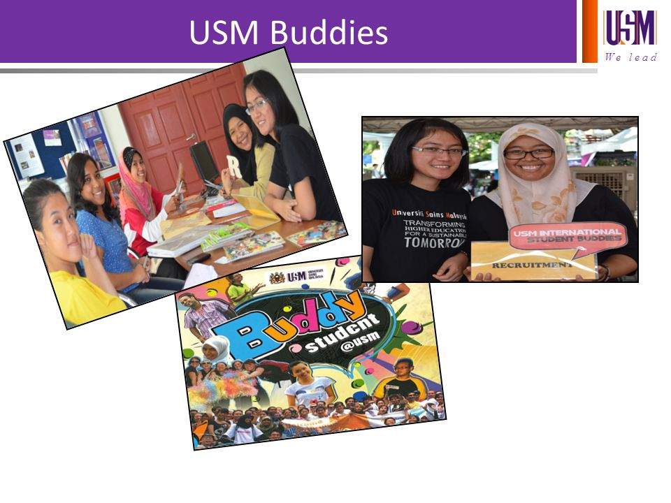 USM Buddies