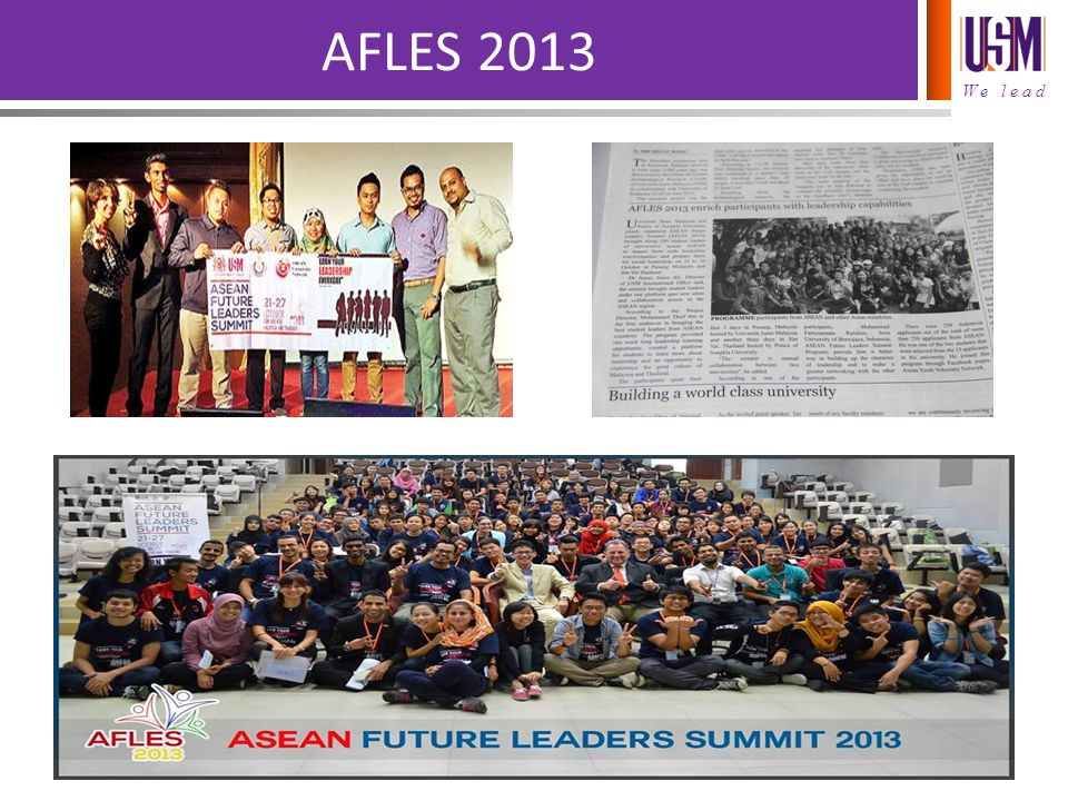 AFLES 2013