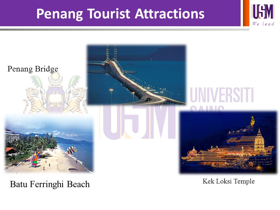 Penang Tourist Attractions