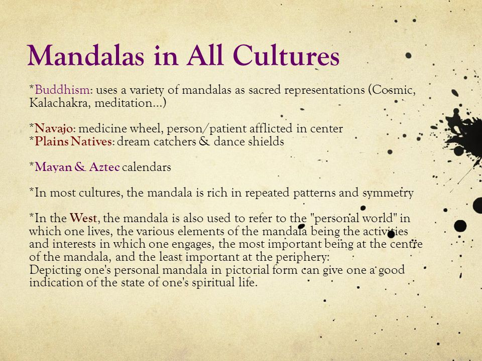 Mandalas in All Cultures