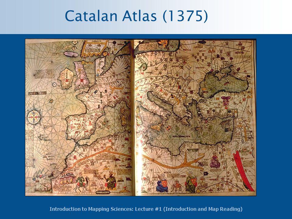 Catalan Atlas (1375)