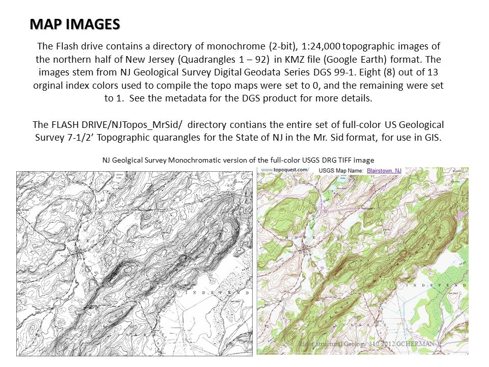 MAP IMAGES