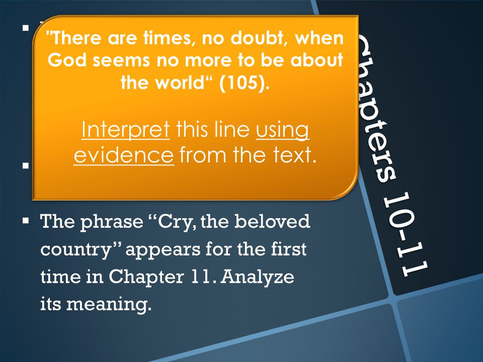Interpret this line using evidence from the text.