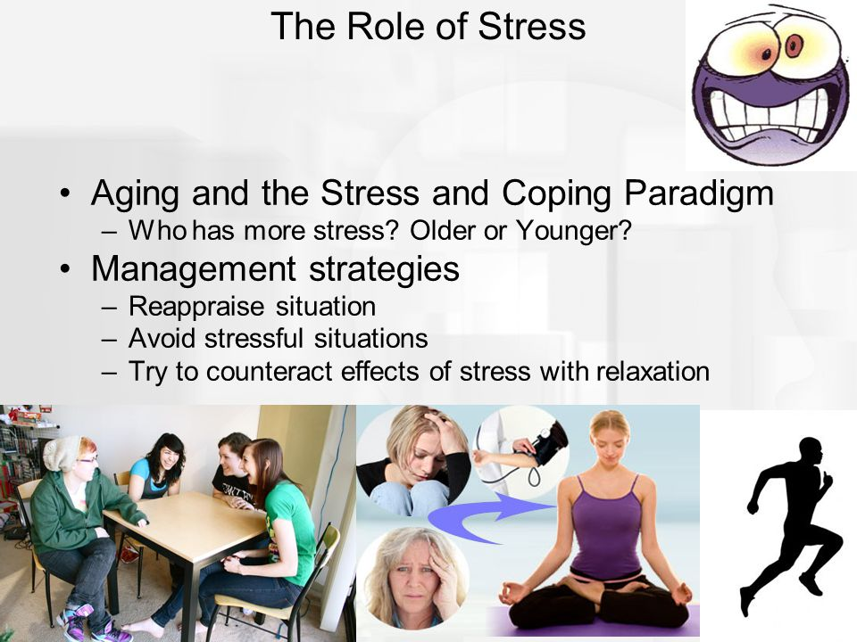 The Role of Stress Aging and the Stress and Coping Paradigm