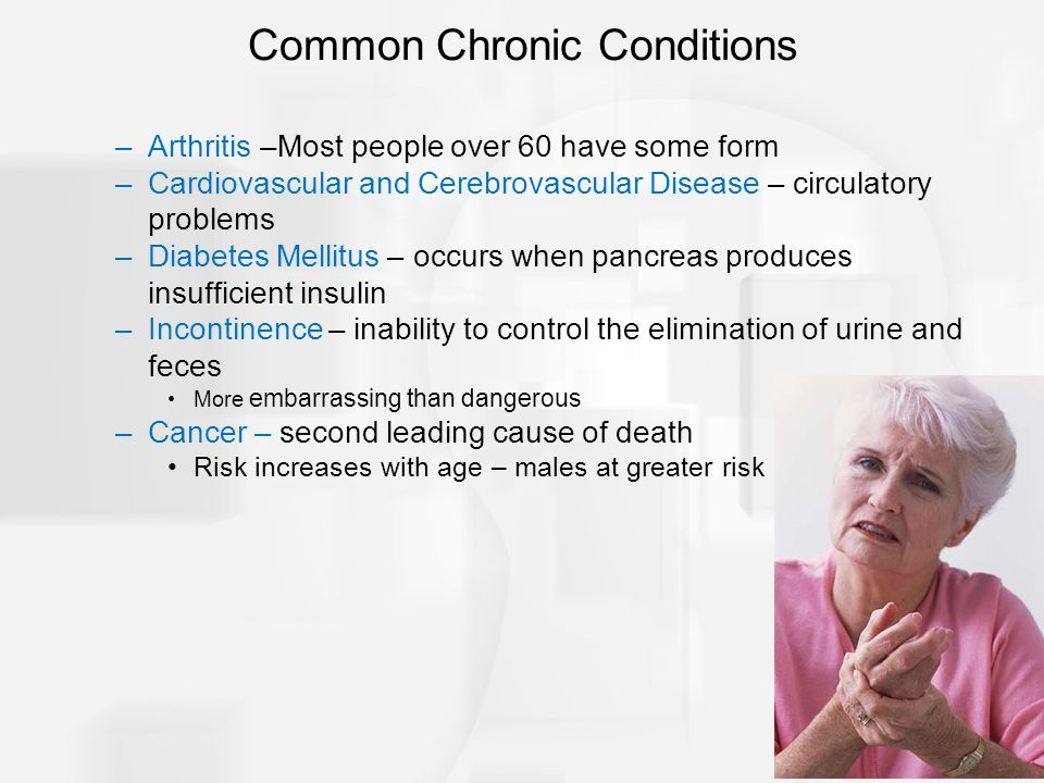 Common Chronic Conditions