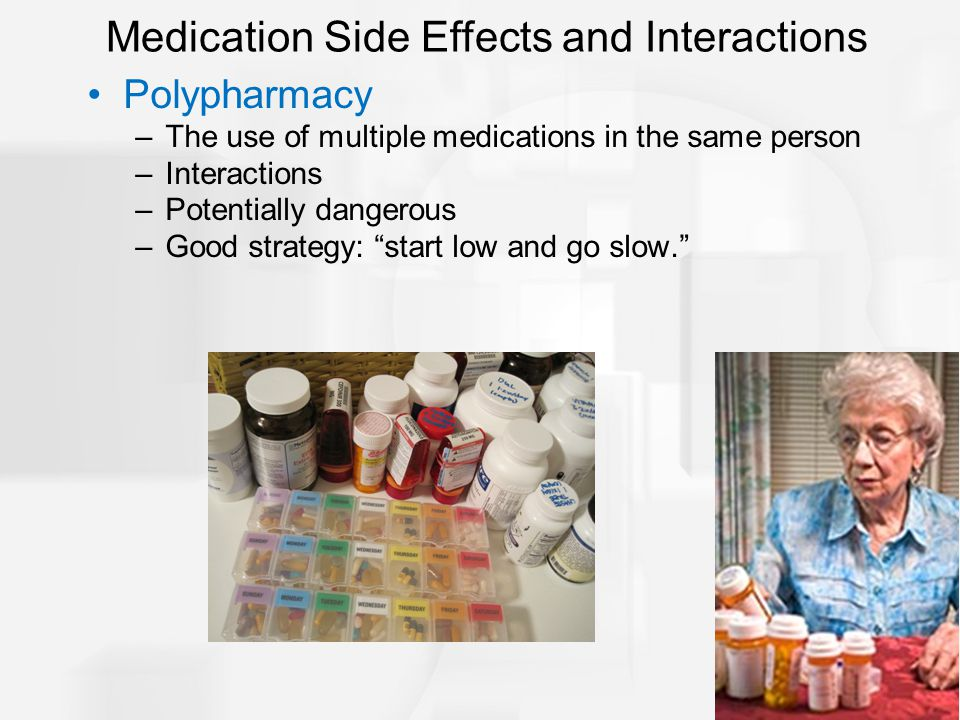 Medication Side Effects and Interactions