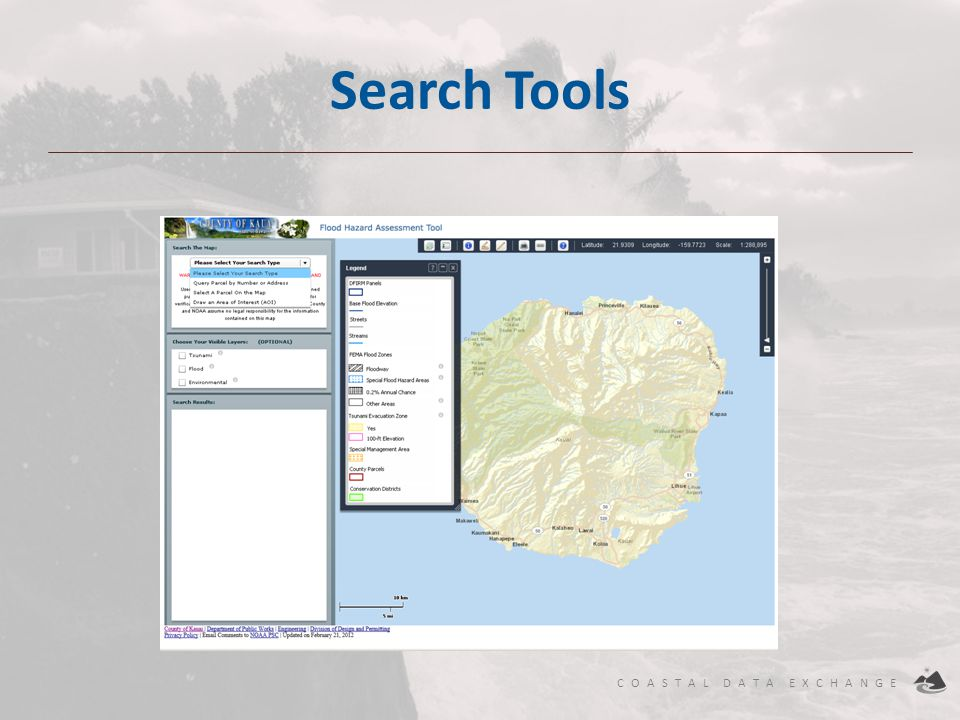 Search Tools Search by Parcel Search by Address