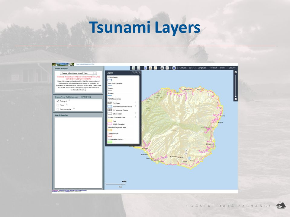Tsunami Layers Tsunami Layer