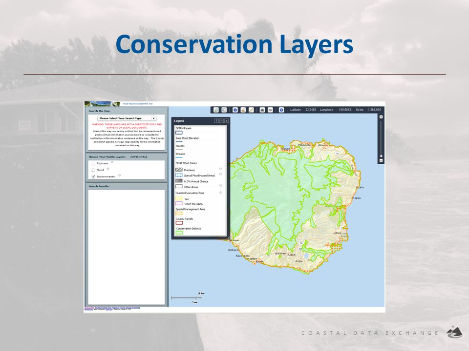 Conservation Layers