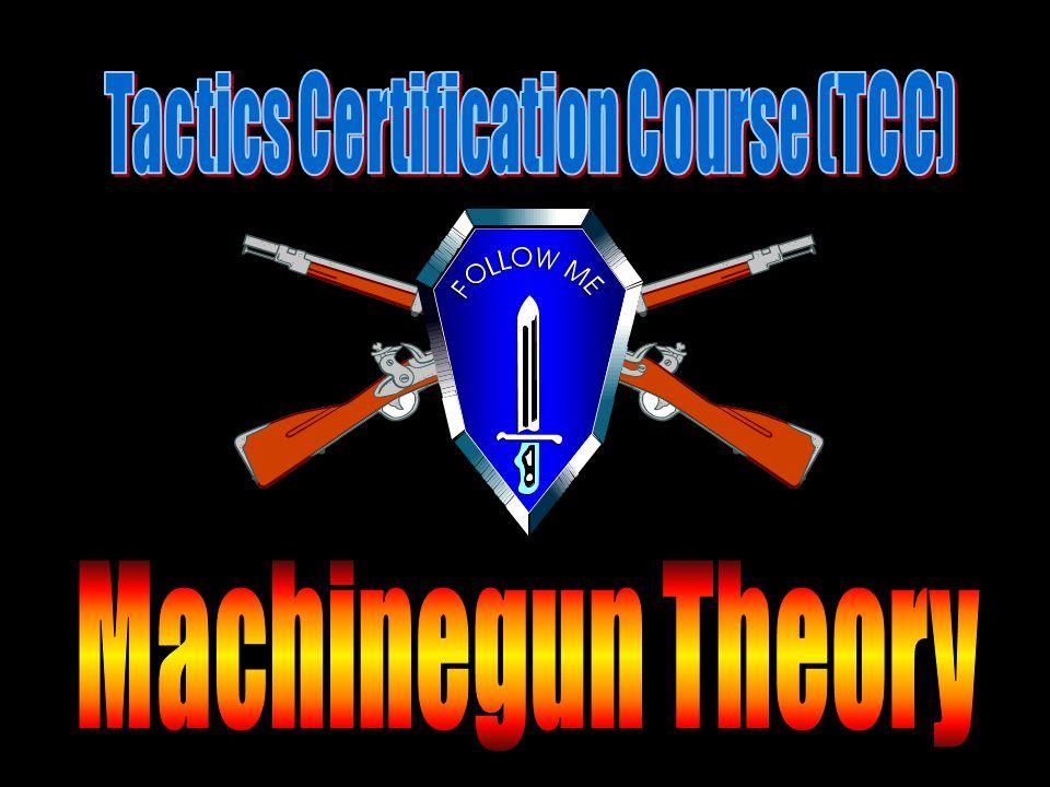 Tactics Certification Course (TCC)