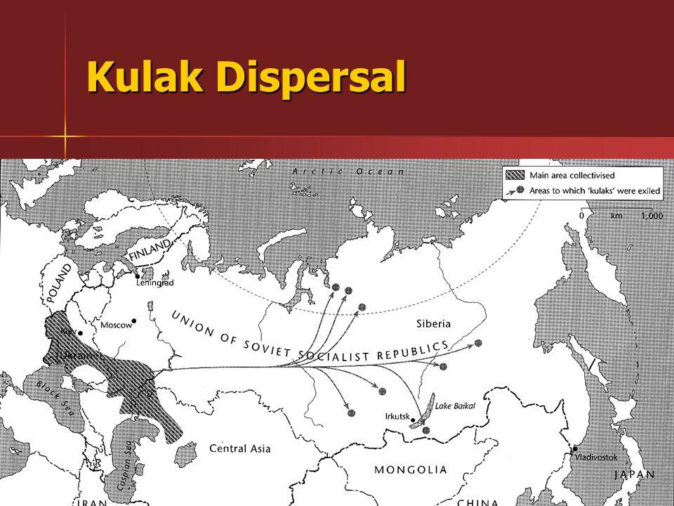 Kulak Dispersal
