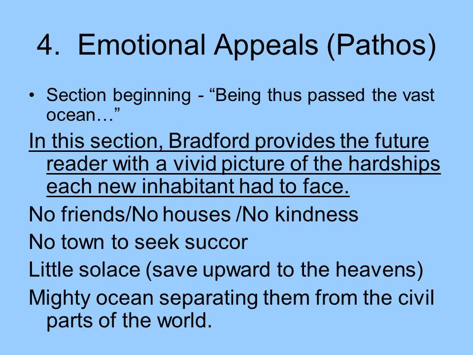 4. Emotional Appeals (Pathos)