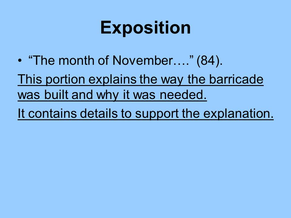 Exposition The month of November…. (84).