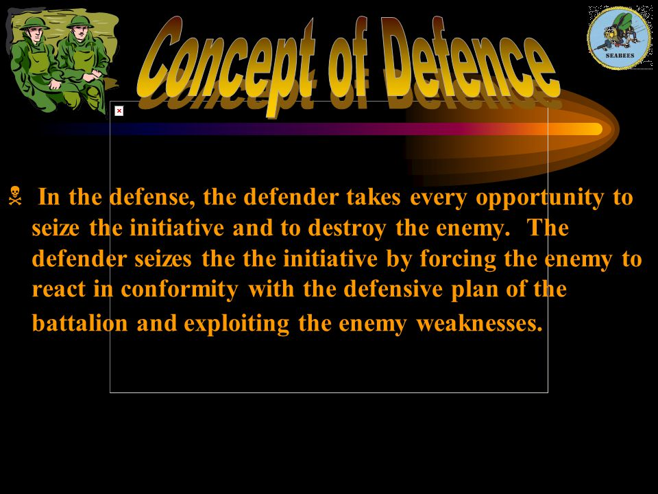 Concept of Defence